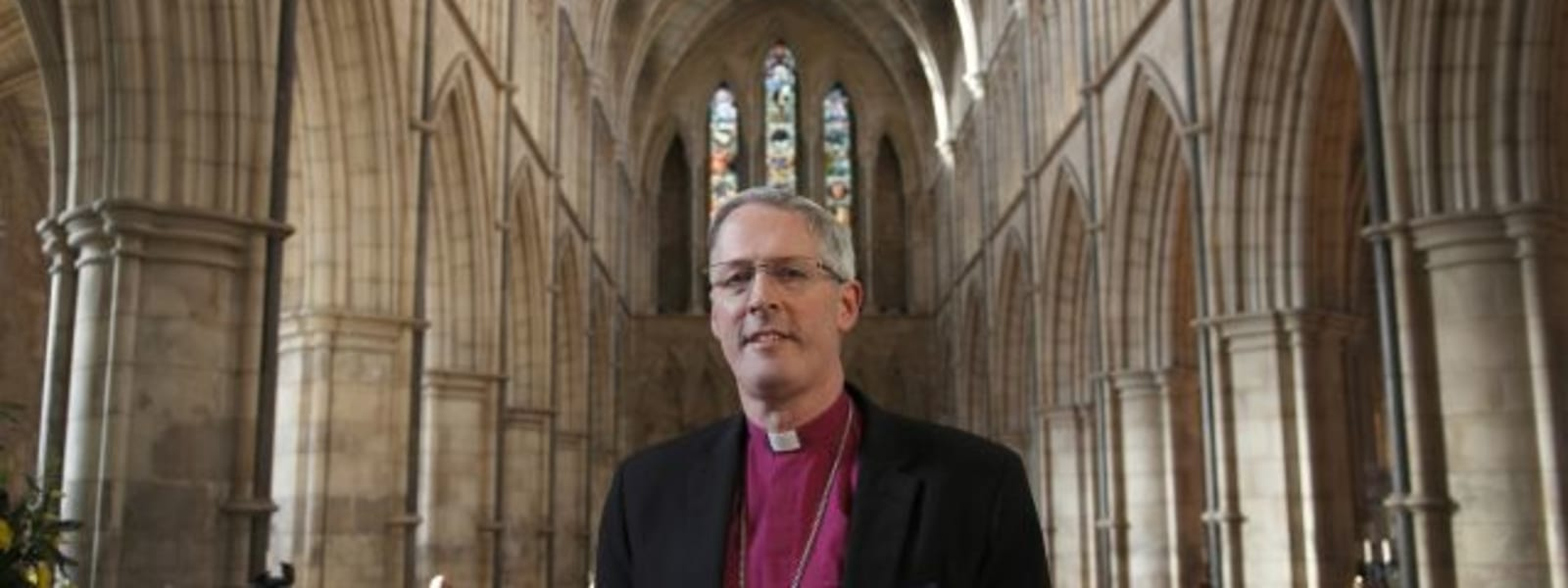 The Rt. Revd. Christopher Chessun, Bishop of Southwark