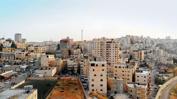 An update from the Holy Land: Thankful families in East Jerusalem