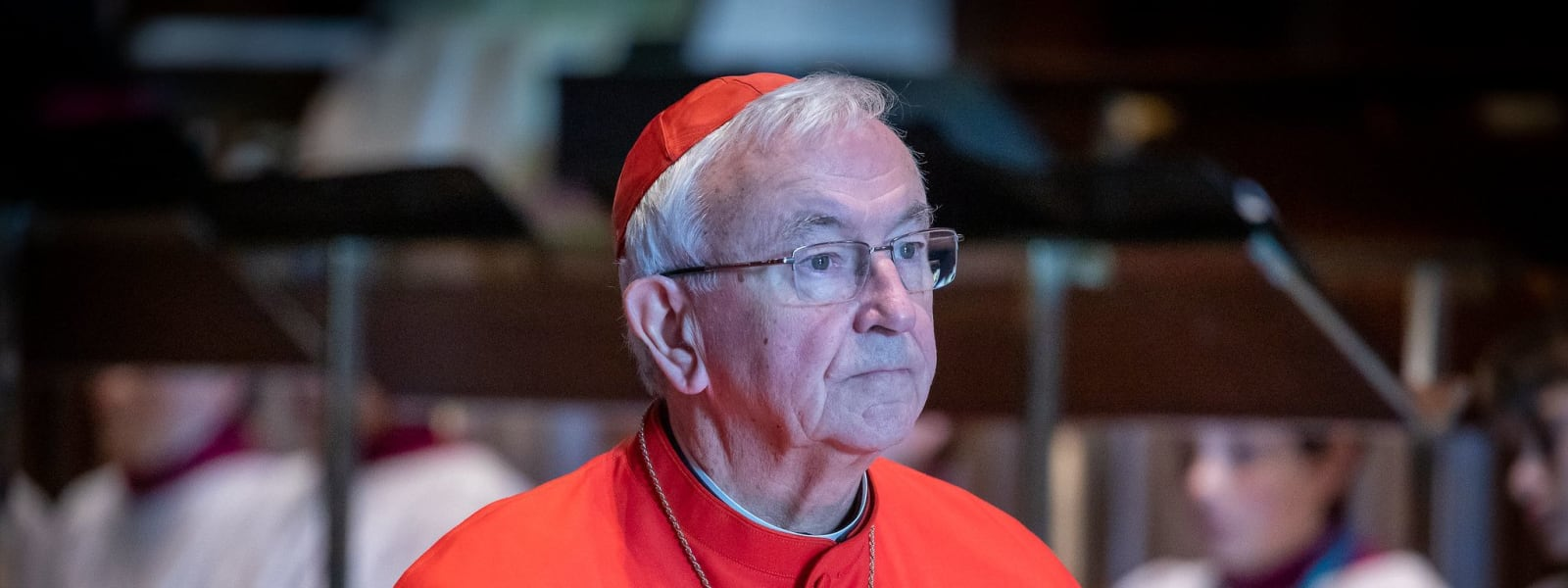His Eminence Cardinal Vincent Nichols, Archbishop of Westminster