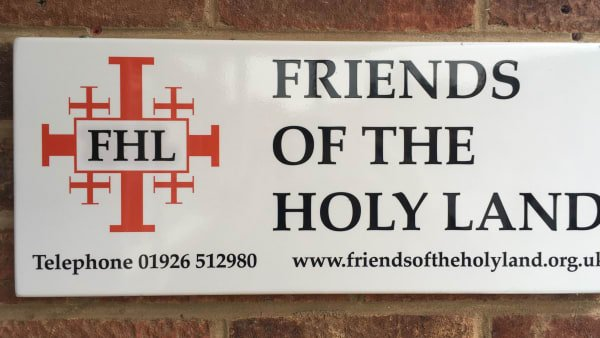 FHL wall sign
