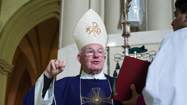 The Most Rev. Patrick Kelly, Archbishop Emeritus of Liverpool