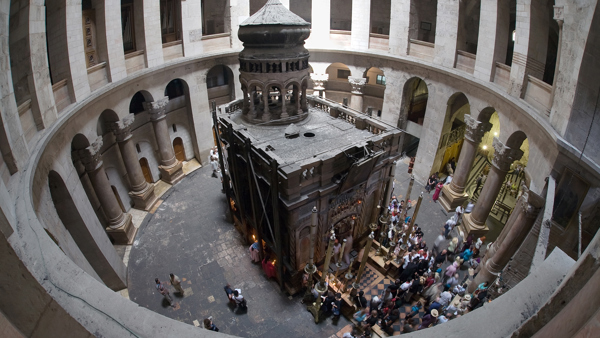 Via Dolorosa – A virtual Stations of the Cross courtesy of Tangney Tours